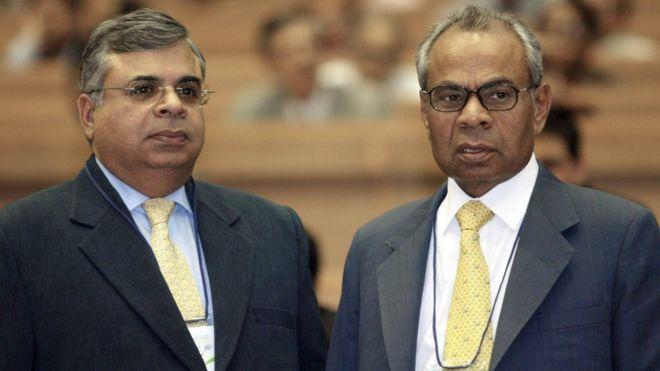 Os irmãos bilionários hinduístas foram nomeados como as pessoas mais ricas pela terceira vez