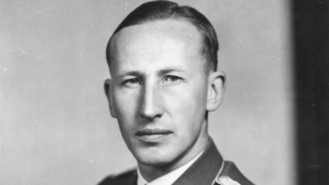 Рейнхард Гейдрих был близким соратником Гитлера
