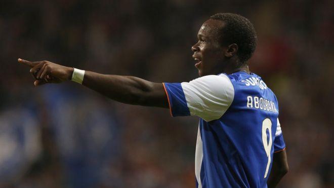 FC Porto : Aboubakar prolonge jusqu'en 2021