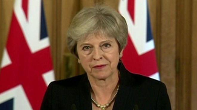 İngiltere Başbakanı May: Avrupa Birliği, Brexit müzakerelerinde saygılı olmalı