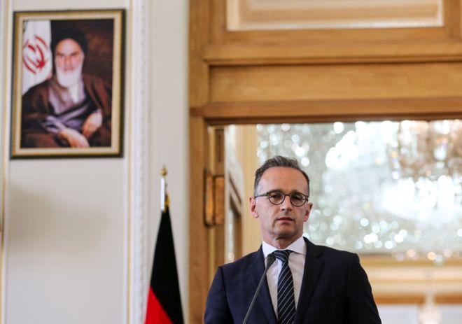 آلمان میگوید ویدئوی آمریکا برای مقصر دانستن ایران 'کافی نیست'