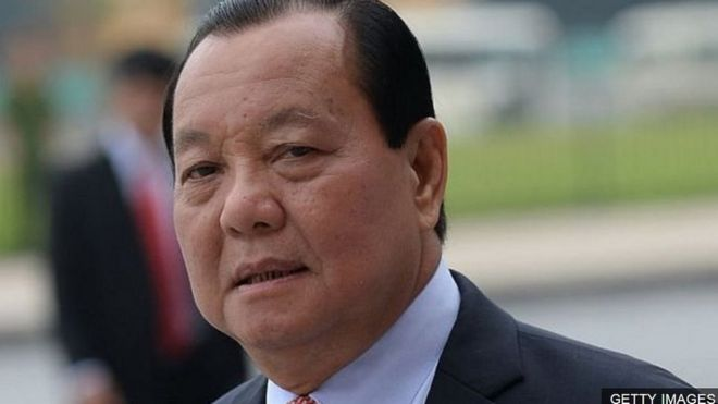 Ông Lê Thanh Hải