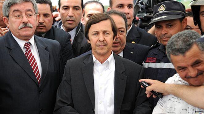 Image result for brother of former President Abdelaziz Bouteflika
