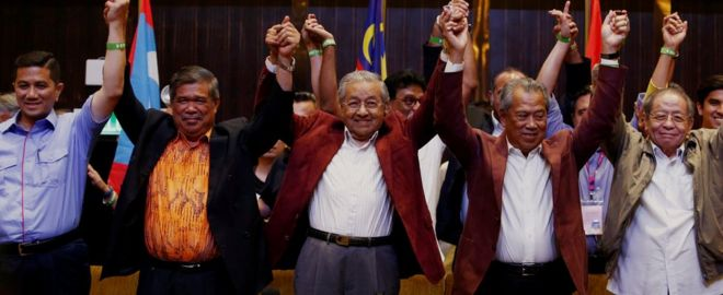 Image result for Malaysia The May 9 Moment