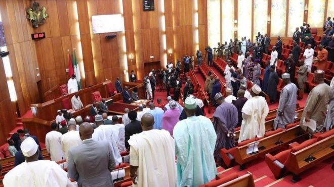 National Assembly Go Resume Sitting On Wednesday Afta Saraki Dogara Survive Resumption Day
