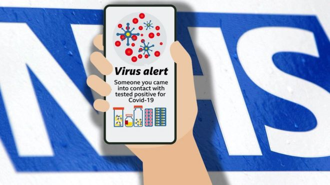Coronavirus: UK confirms plan for its own contact tracing app