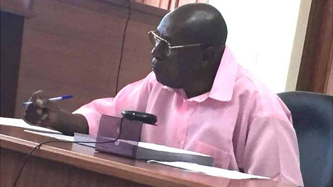 Dr Leopord Munyakazi