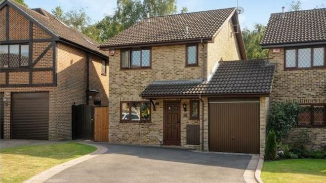 Harry potters privet drive house up for sale bbc news privet drive malvernweather Choice Image