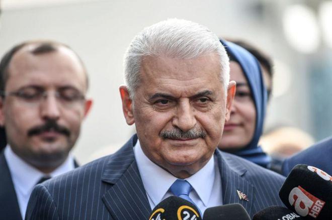 بن علي يلدريم الوفي لأردوغان ومرشحه لرئاسة بلدية إسطنبول