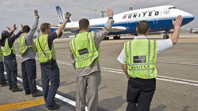 美國聯合航空航班