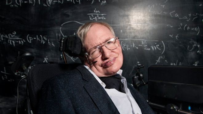 10 Stephen Hawking Quotes We'll Remember - not afraid of death