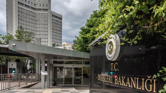 Türkiye Kırgızistan'a karşı notayla yanıt verdi