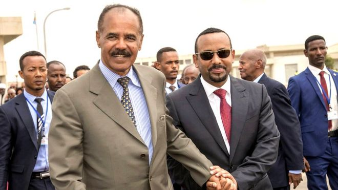 Eritrea President Isaias Afwerki 'both charismatic and brutal' - BBC