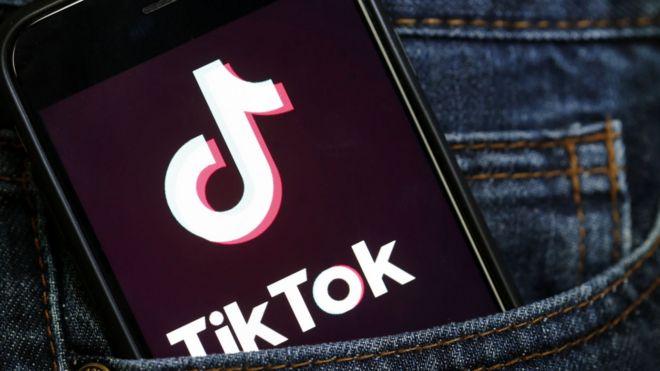 Video app TikTok fails to remove online predators - BBC News