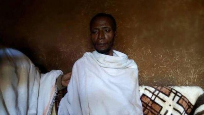 Mwaume aliyefufuka Ethiopia