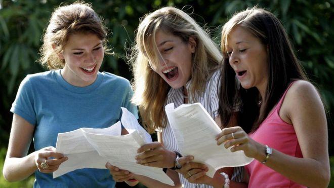 College german teen