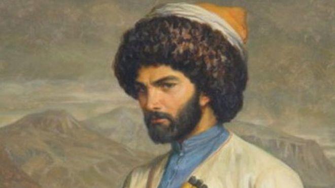 Hacı Muradın və digər məşhurların kəlləsi