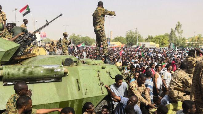 616126504 مظاهرات السودان: المجلس العسكري يقول إن الخلاف الأساسي مع قوى إعلان الحرية  والتغيير لا يزال قائما