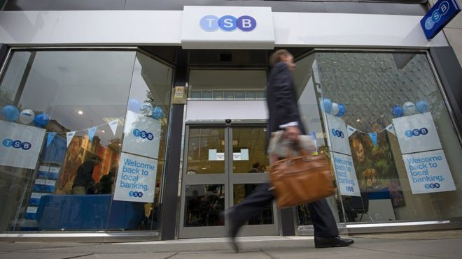TSB suffers £105m loss after computer chaos