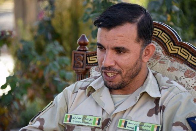 حمله مسلحانه به دفتر والی قندهار؛ 'ژنرال رازق کشته شد'