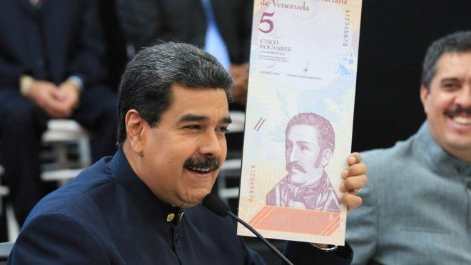 VENEZUELA: cuáles son los 4 retos que enfrenta Nicolás Maduro (y el país)
