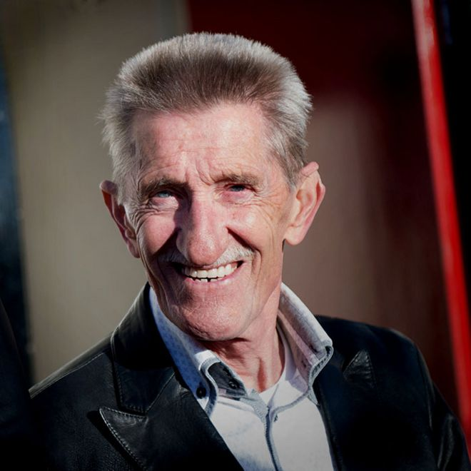 Barry Chuckle