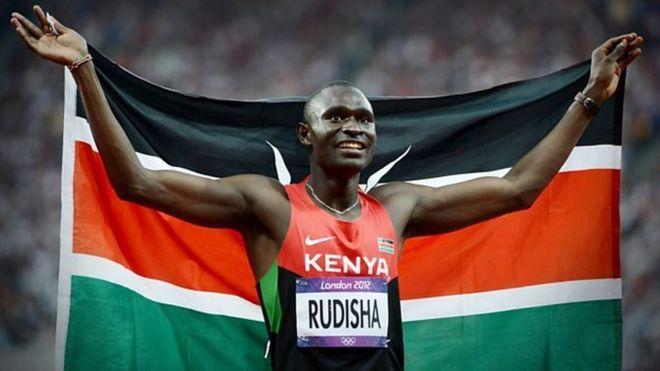David Rudisha ahusika katika ajali mbaya ya barabarani