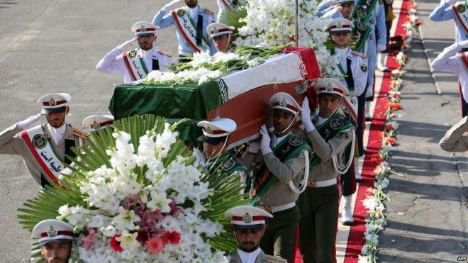 IRAN HAJJ VICTIMS
