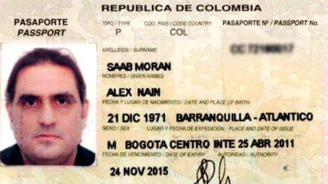 Saab passport