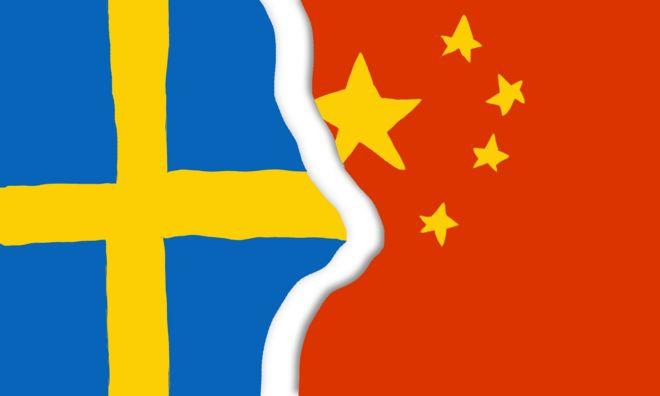 """分析認為,最近幾年,銅鑼灣書商桂敏海事件和達賴喇嘛訪問瑞典,是導致中瑞兩國關係""""轉冷""""的標誌性事件。"""