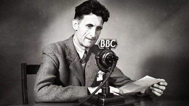 奥威尔曾是BBC记者