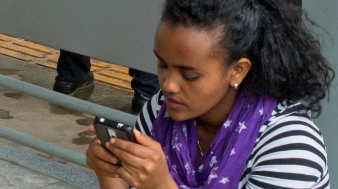 Ethiopia anger over texting and internet blackouts - BBC News