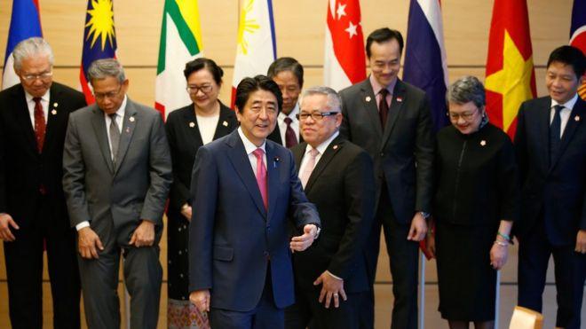 Nhật Bản có quan tâm lớn về Asean