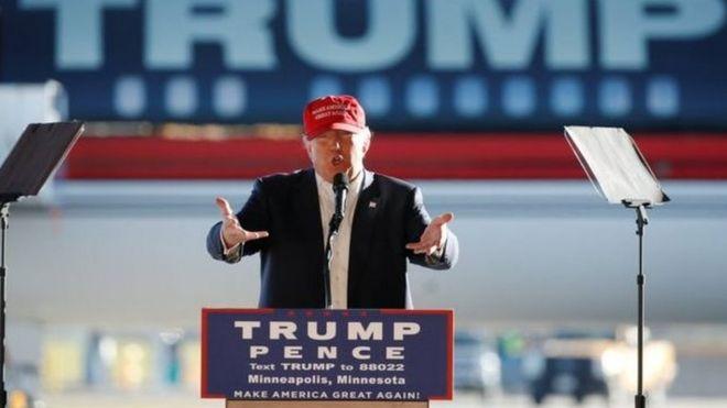 Donald Trump s'en prend aux Somaliens après avoir accusé les Mexicains de semer le trouble aux Etats-Unis.