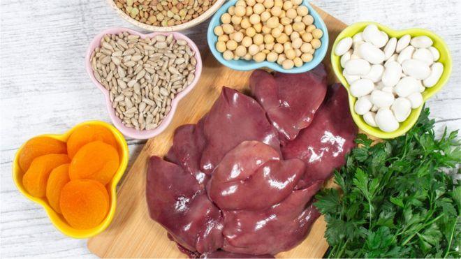 كيف تحصل على الحديد في طعامك؟