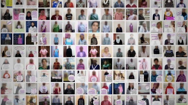 BBC: İnternette satılan hizmetçiler