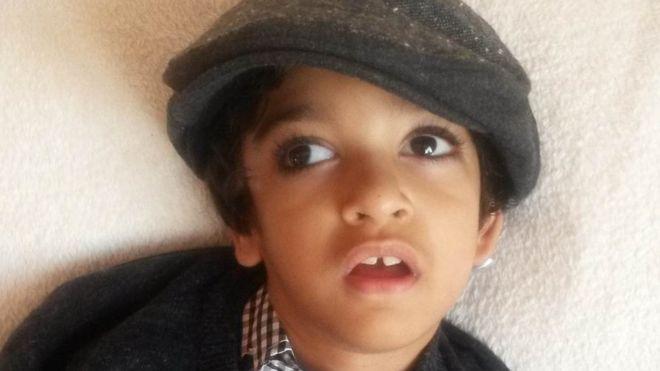 Kernicterus brain disease boy Dilraj Singh wins payout - BBC