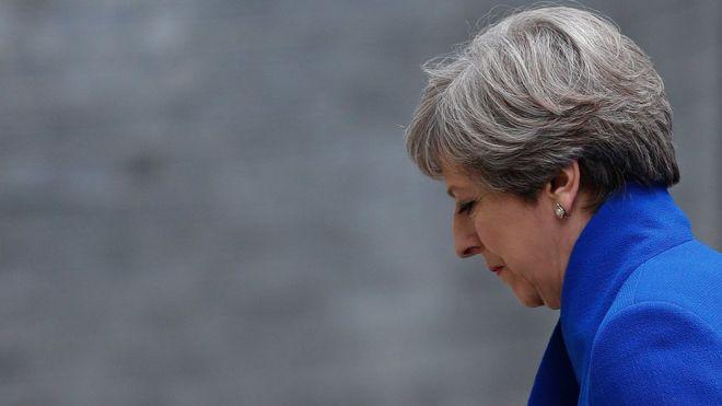 İngiltere'de Muhafazakar Parti'de kriz: Başbakan Theresa May'in geleceği oylanıyor