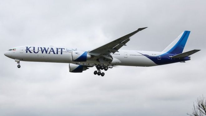An Israeli sued Kuwait Airways after they refused his booking