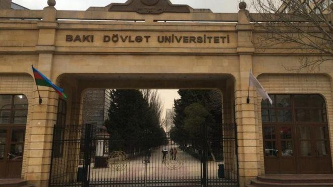 Elçin Babayev Bakı Dövlət Universitetinə yeni rektor təyin edilib.