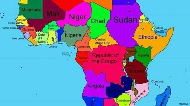 Ethiopia apologises for map that erases Somalia - BBC News on