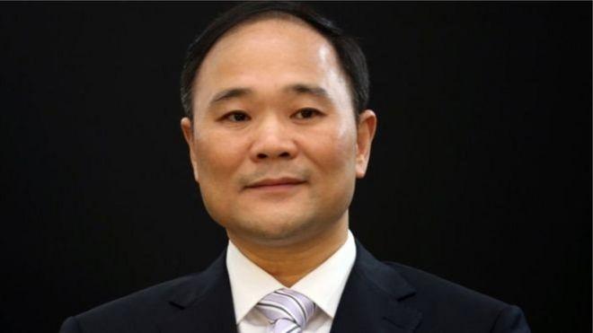 (GETTY IMAGES 李书福的身家估计超过180亿美元)