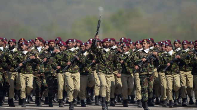 Pakistan election raises fears of 'creeping coup' - BBC News