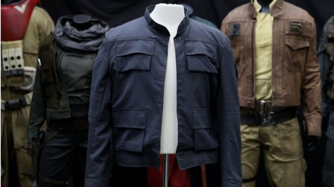 Ford And Ford Auction >> Star Wars Jacket Expected To Fetch Up To 1m At Auction