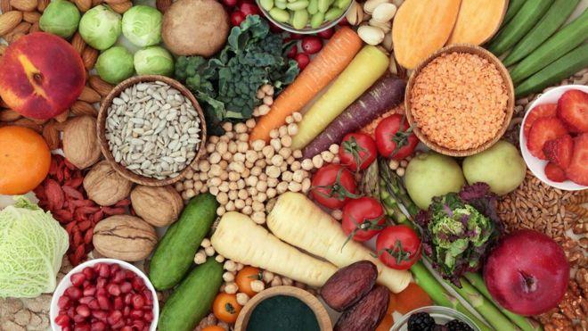 Resultado de imagen de dieta vegetariana