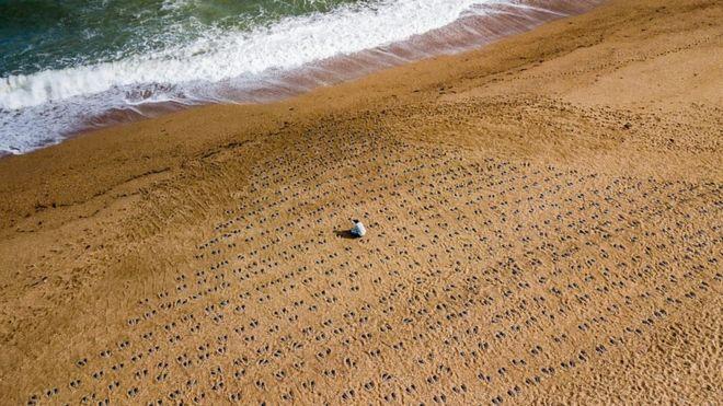 Slaptpn Sands memorial