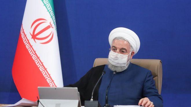 """حسن روحانی گفته """"مردم واقعیت را لمس میکنند و به خوبی هم مقاومت میکنند"""""""