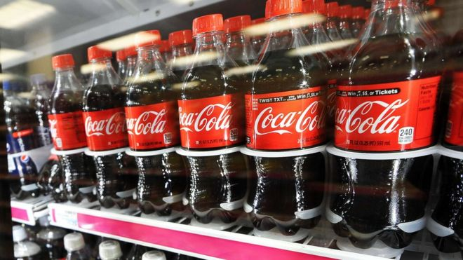 29c87c39f7 Coca-Cola plans to launch its first alcoholic drink - BBC News