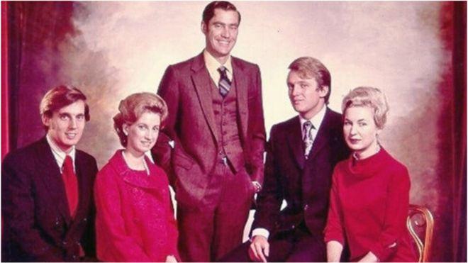 本名 トランプ 大統領 ドナルドトランプの家族構成をわかりやすく紹介!正に華麗なる一族!