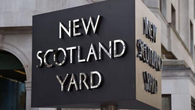 Полиция застрелила человека в центре Лондона